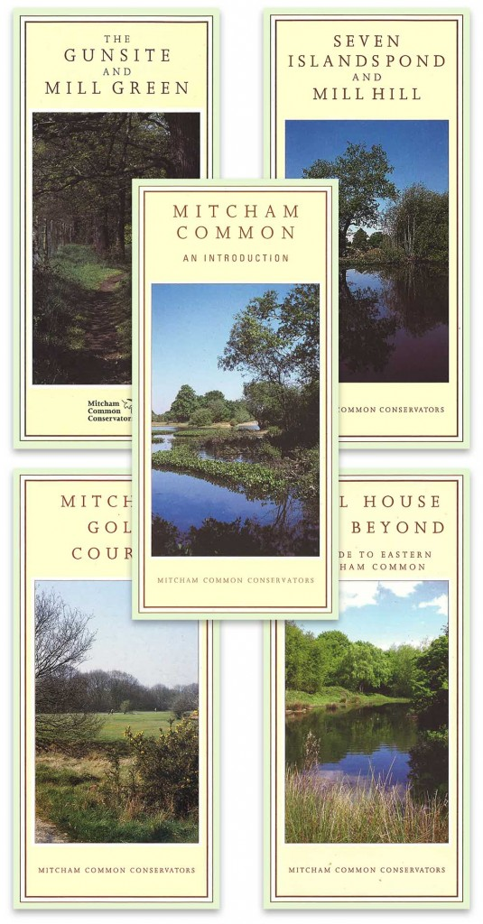 Mitcham Common Leaflets